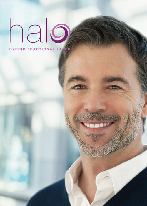 Halo men brochure