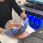 hydrafacial treatment at infinity clinic - male patient